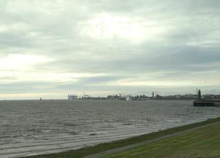 Barrow Haven Port Image