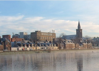Inverness Harbour Image